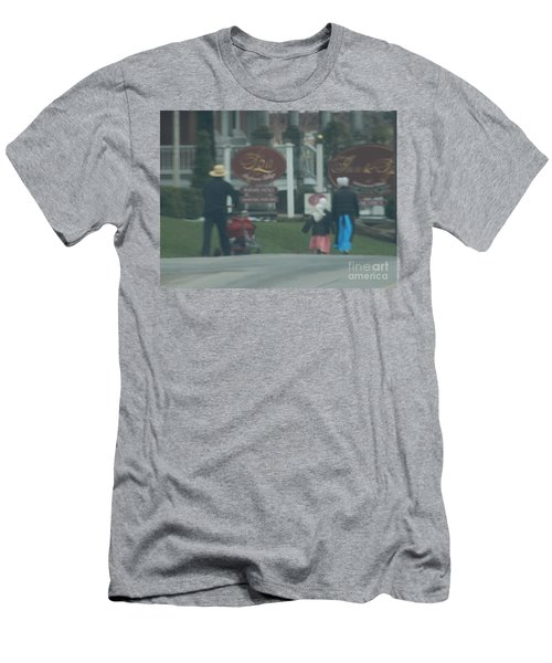 Going To Town Men's T-Shirt (Athletic Fit)