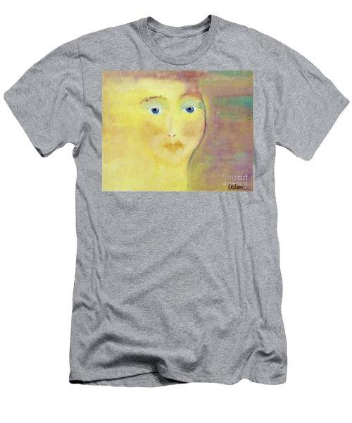 Golden Girl Men's T-Shirt (Athletic Fit)