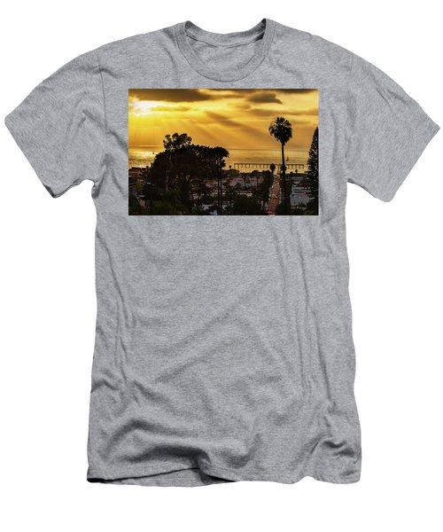 Golden Moment Men's T-Shirt (Athletic Fit)