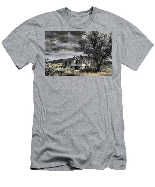 Golden New Mexico Men's T-Shirt (Athletic Fit)