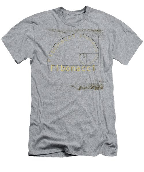 Golden Ratio Men's T-Shirt (Athletic Fit)