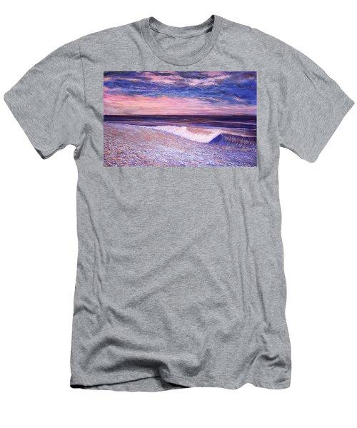 Golden Sea Men's T-Shirt (Athletic Fit)