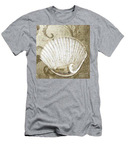 Golden Tides Men's T-Shirt (Athletic Fit)