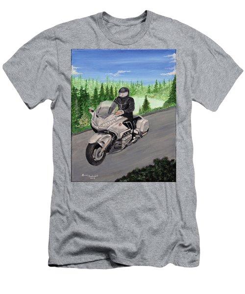 Goldwing Men's T-Shirt (Athletic Fit)