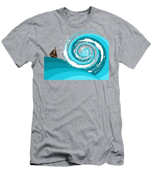 Gonna Need A Bigger Boat Men's T-Shirt (Athletic Fit)