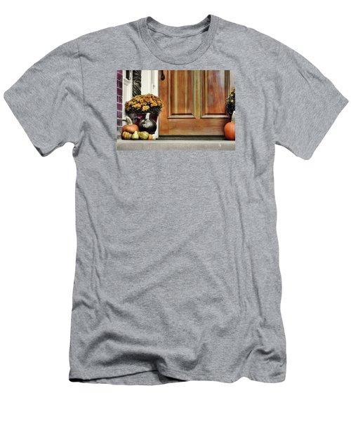 Good Gourds Men's T-Shirt (Slim Fit) by JAMART Photography