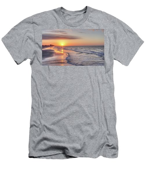 Good Morning Grand Strand Men's T-Shirt (Athletic Fit)