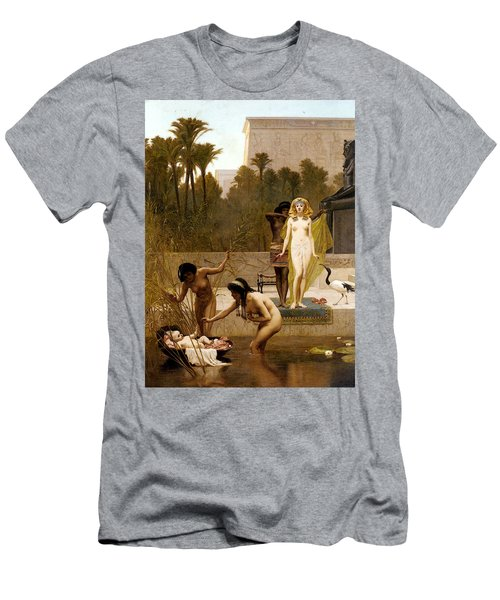 Goodall Frederik The Finding Of Moses Men's T-Shirt (Athletic Fit)