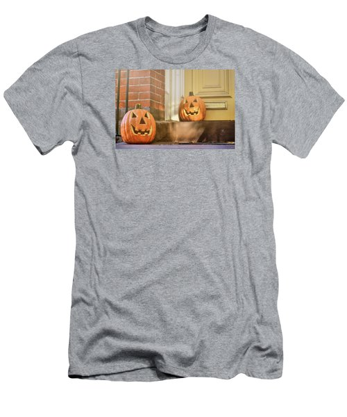 Goofy Gourds Men's T-Shirt (Athletic Fit)