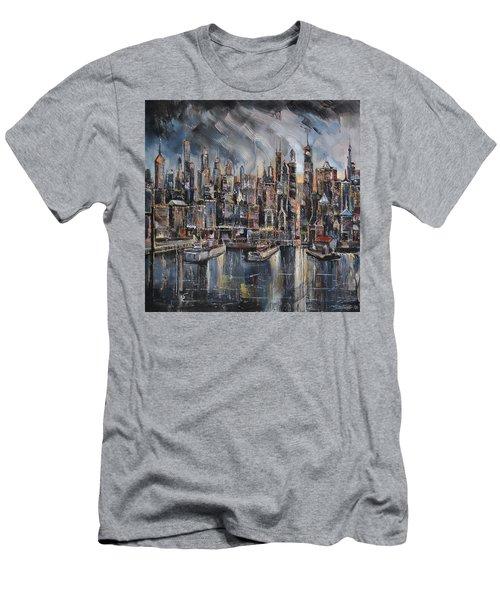 Gotham City Men's T-Shirt (Athletic Fit)