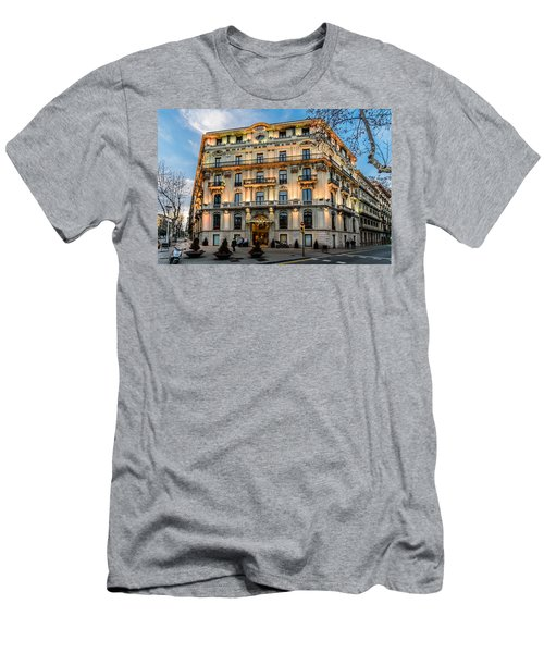 Gran Hotel Havana Men's T-Shirt (Athletic Fit)