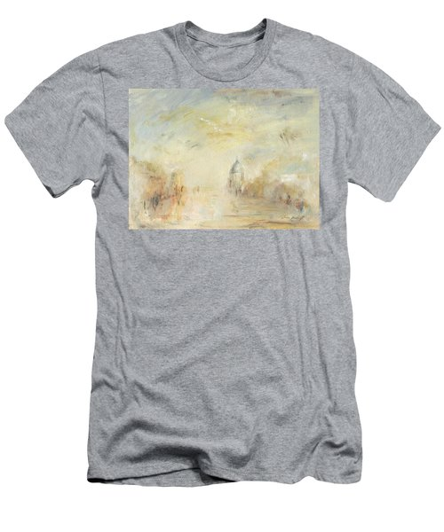 Grand Canal Venice Men's T-Shirt (Athletic Fit)