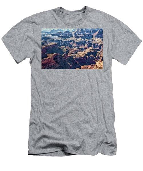 Grand Canyon Arizona 6 Men's T-Shirt (Athletic Fit)