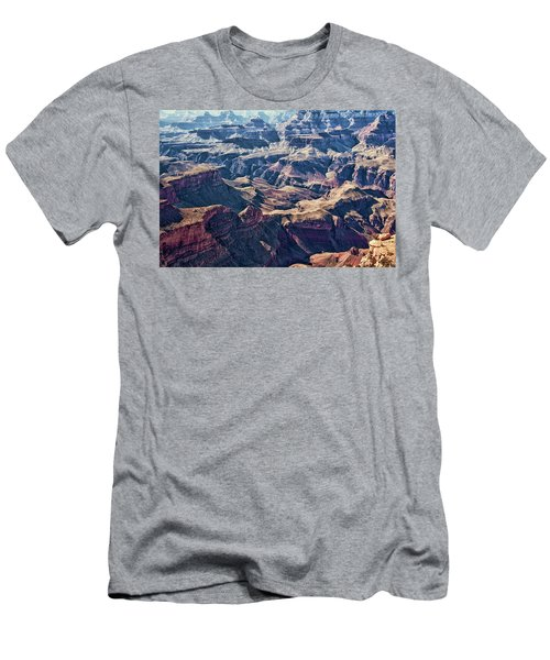 Grand Canyon Arizona 6 Men's T-Shirt (Athletic Fit)