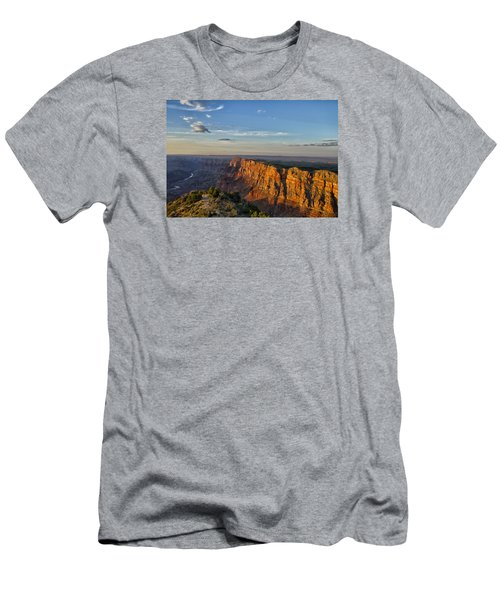 Men's T-Shirt (Slim Fit) featuring the photograph Grand Canyon Daze by Tom Kelly