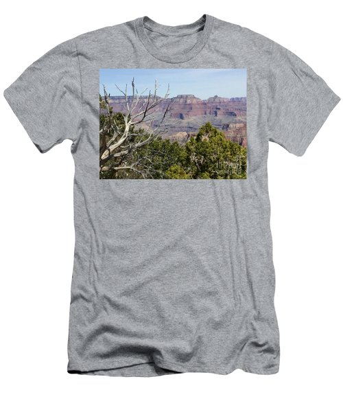 Grand Canyon National Park South Rim Men's T-Shirt (Athletic Fit)