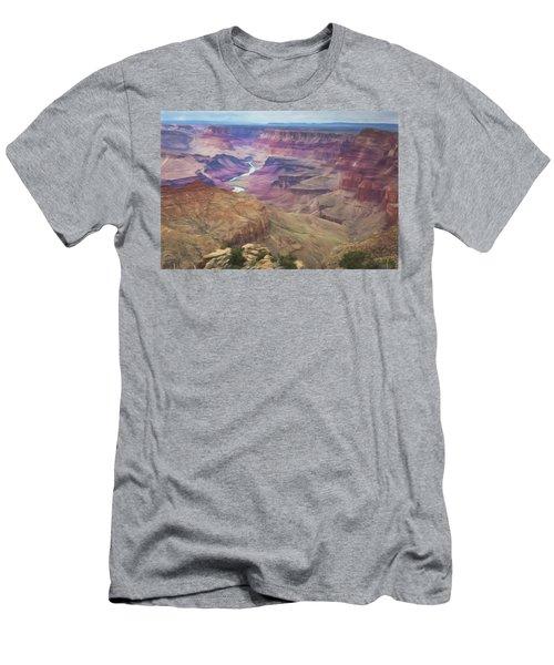 Grand Canyon Suite Men's T-Shirt (Athletic Fit)