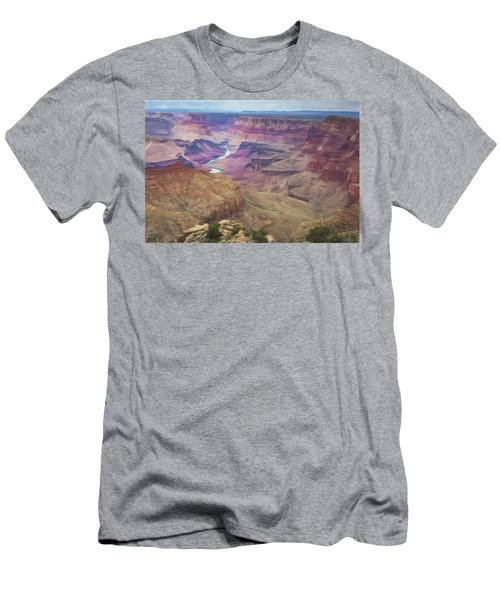 Grand Canyon Suite Men's T-Shirt (Athletic Fit)