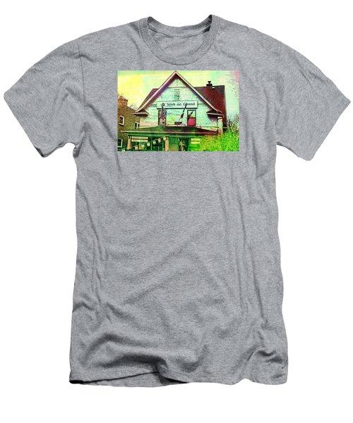 Grand Irish  Men's T-Shirt (Slim Fit) by Susan Stone