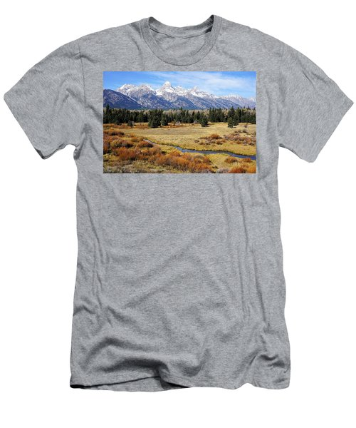 Grand Teton Men's T-Shirt (Athletic Fit)