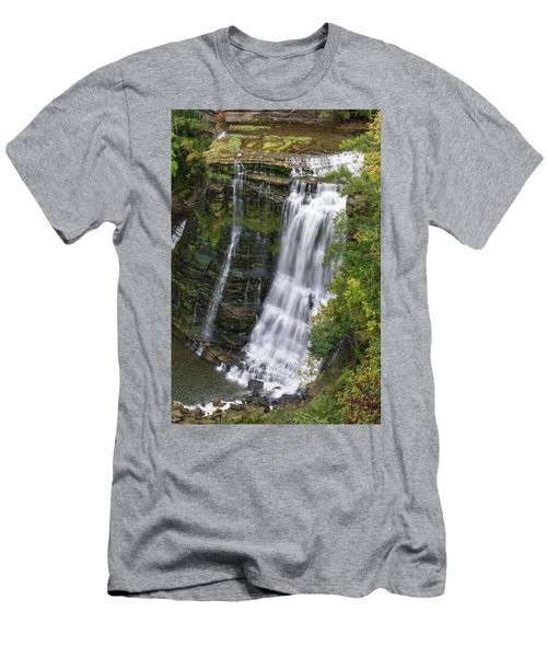 Grandaddy Burgess Men's T-Shirt (Athletic Fit)