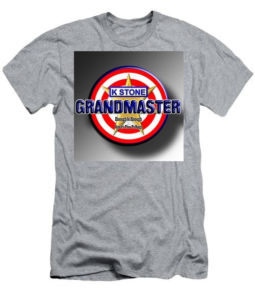 Grandmaster Men's T-Shirt (Athletic Fit)