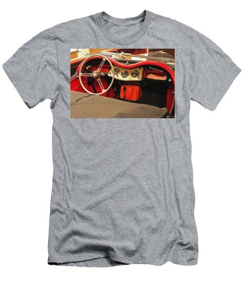 Grandpa's Garage Men's T-Shirt (Athletic Fit)