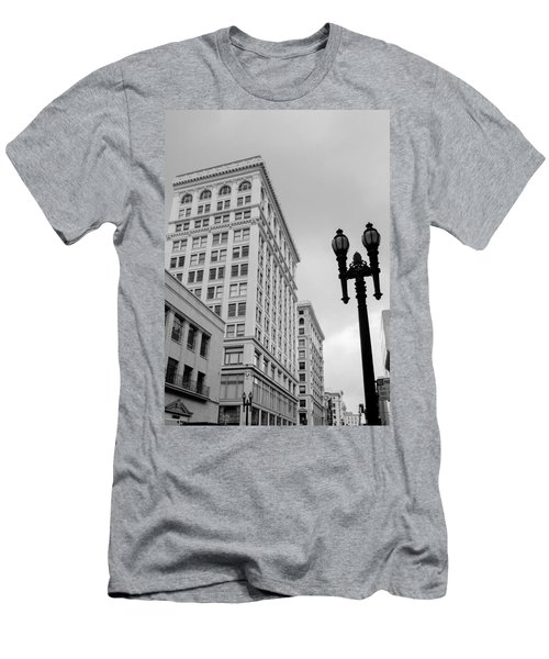 Grant Avenue Men's T-Shirt (Slim Fit) by Mark Barclay