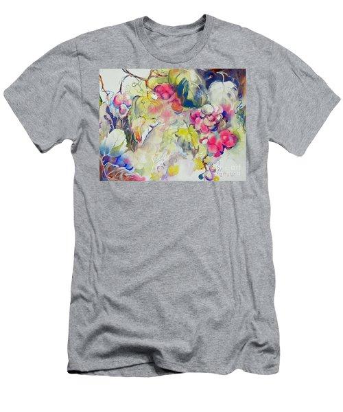 Grapes In Season Men's T-Shirt (Athletic Fit)