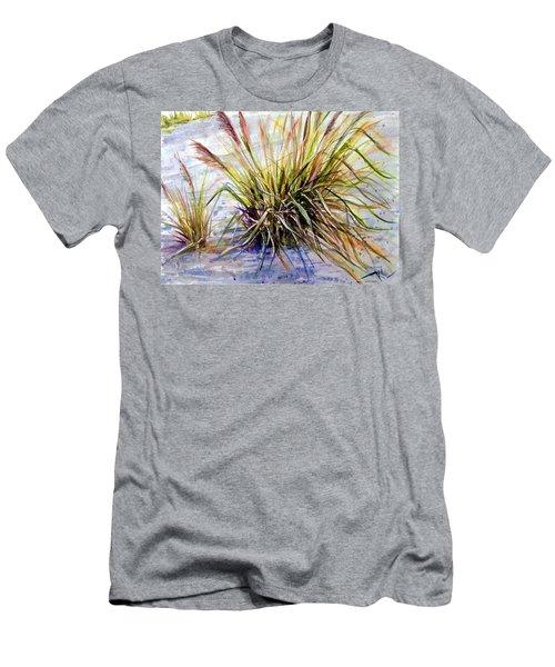 Grass 1 Men's T-Shirt (Athletic Fit)