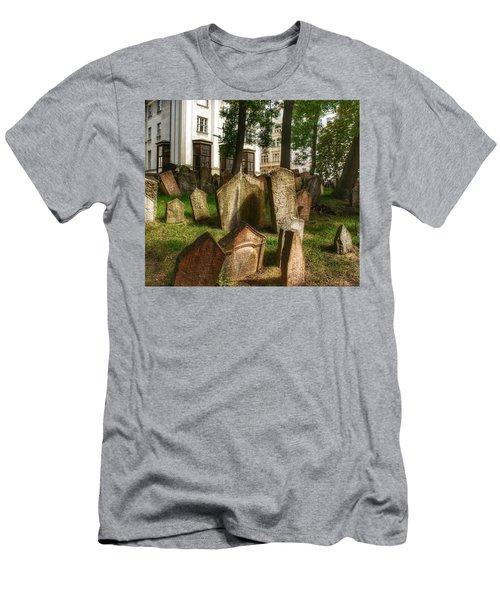 Graveyard Shift I Men's T-Shirt (Athletic Fit)