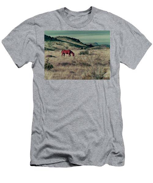 Grazing Solo Men's T-Shirt (Athletic Fit)