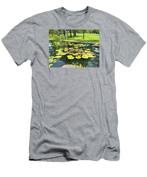 Great Greenery Men's T-Shirt (Athletic Fit)