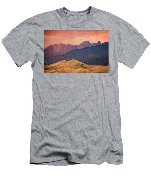 Great Sand Dunes Colorado Men's T-Shirt (Athletic Fit)