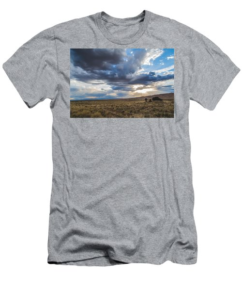 Great Sand Dunes Stormbreak Men's T-Shirt (Athletic Fit)