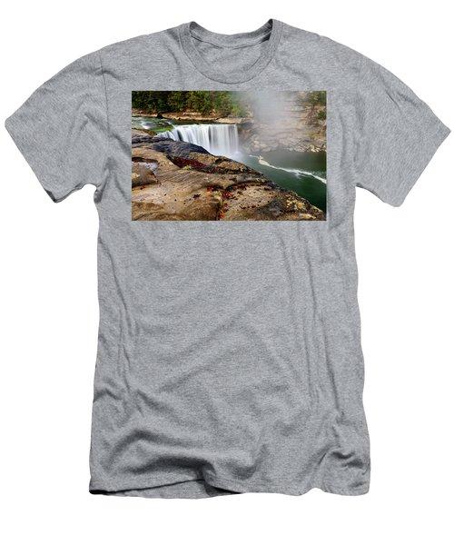 Green River Falls Men's T-Shirt (Athletic Fit)