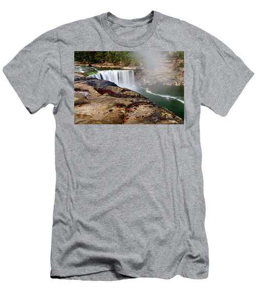 Green River Falls Men's T-Shirt (Athletic Fit)