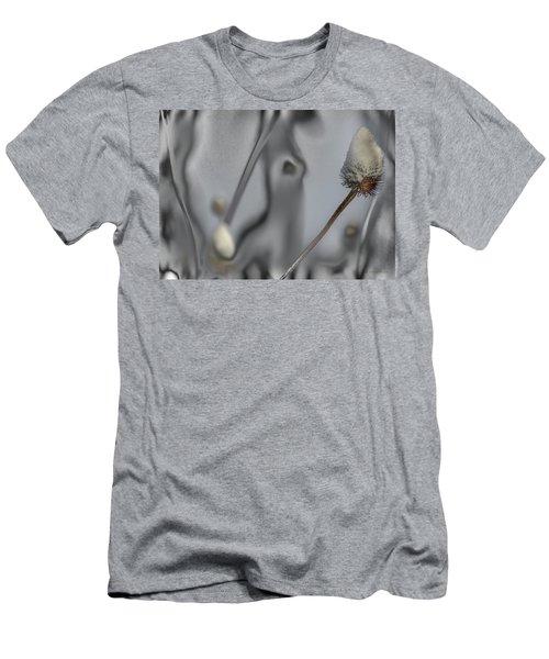 Grey Field Quantom.... Men's T-Shirt (Athletic Fit)
