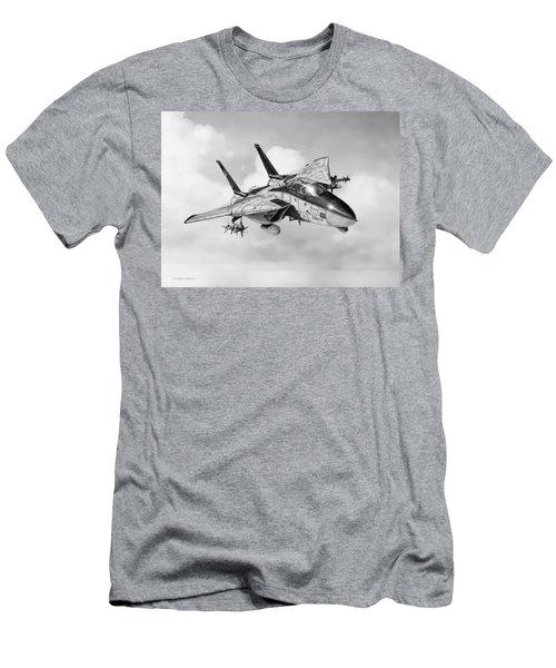 Grumman F-14 Tomcat Men's T-Shirt (Athletic Fit)