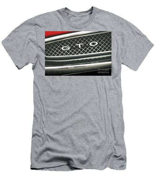Gto Grill Men's T-Shirt (Athletic Fit)