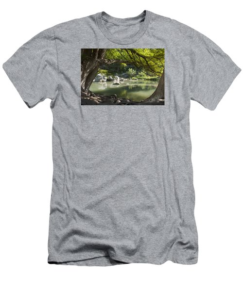 Guadalupe River Men's T-Shirt (Athletic Fit)