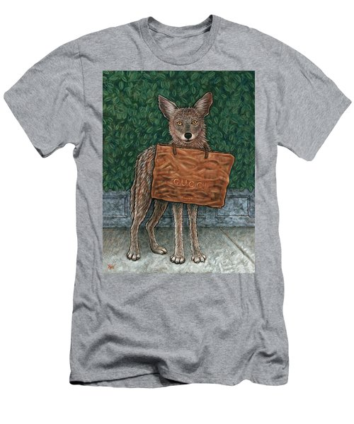 Gucci Coyote Men's T-Shirt (Athletic Fit)