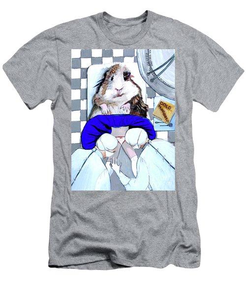 Guinea Pig Men's T-Shirt (Athletic Fit)