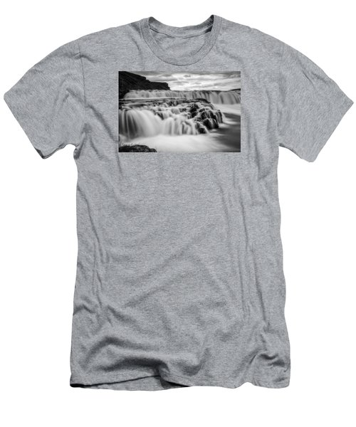 Gullfoss Men's T-Shirt (Athletic Fit)