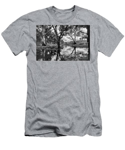 Gum Creek Men's T-Shirt (Slim Fit) by Douglas Barnard