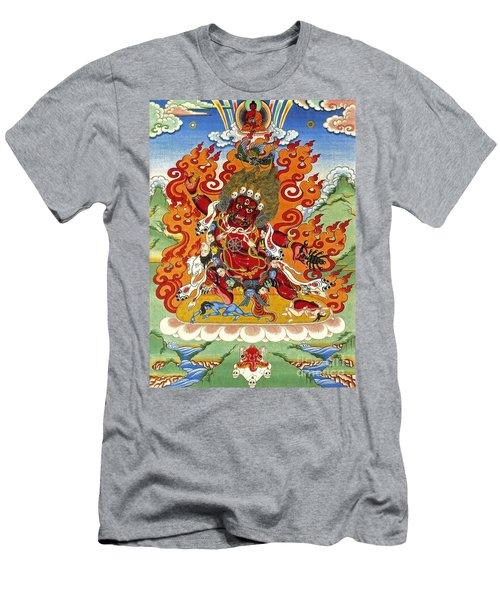 Guru Dragpo Men's T-Shirt (Athletic Fit)