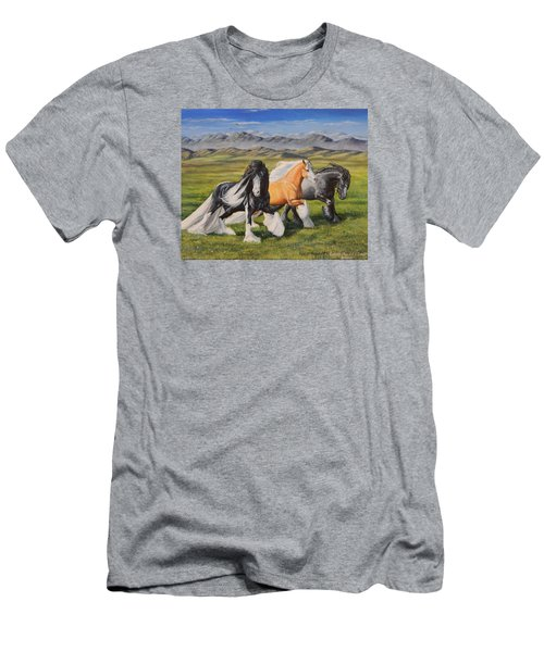 Gypsy Medley Men's T-Shirt (Athletic Fit)