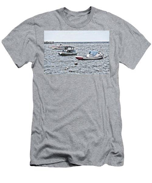 Habana Ocean Ride Men's T-Shirt (Athletic Fit)