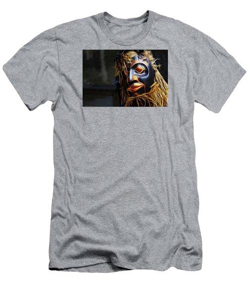 Haida Head Men's T-Shirt (Athletic Fit)