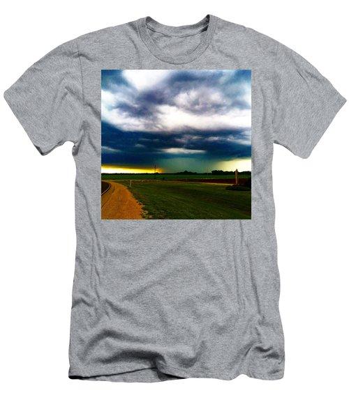 Hail Core Illuminated Men's T-Shirt (Athletic Fit)